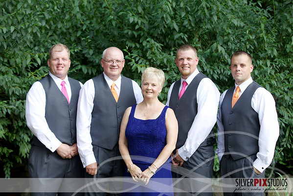 Formals with Family