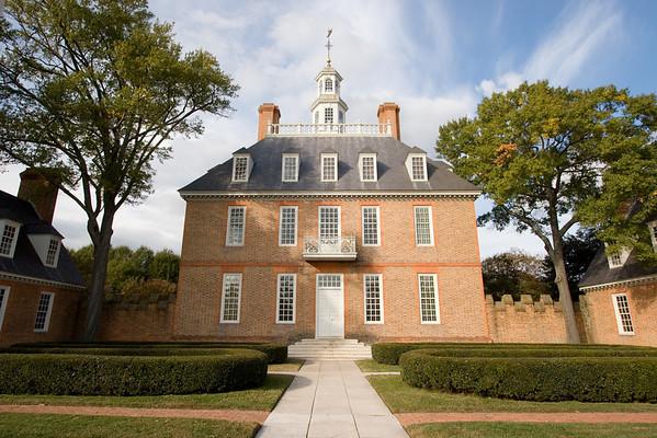 Colonial Williamsburg, Autumn 2007