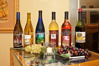 NBLA Wine Tasting Silent Auction 3-31-12