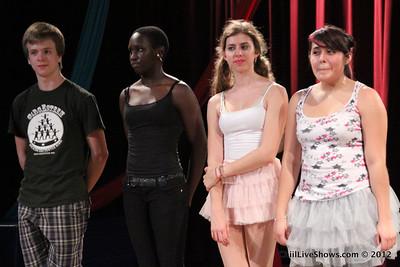 CircEsteem Team Show 3/18/2012