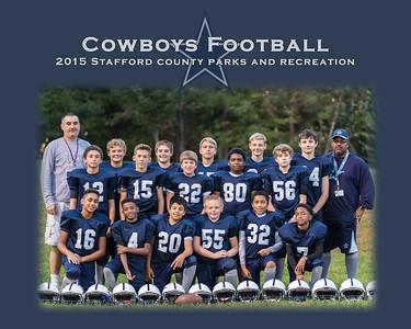 Cowboys Team Photos