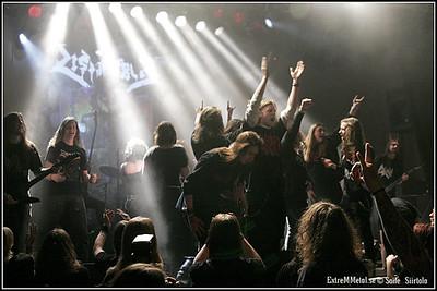 DISMEMBER - Mondo Metal Fest 27-01-2006