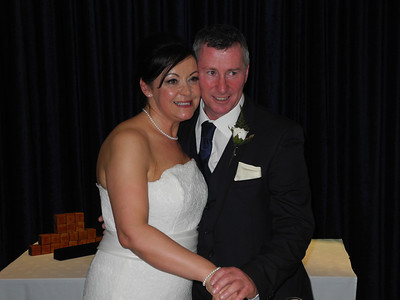 Sally & Peter's Wedding 9th May 2014