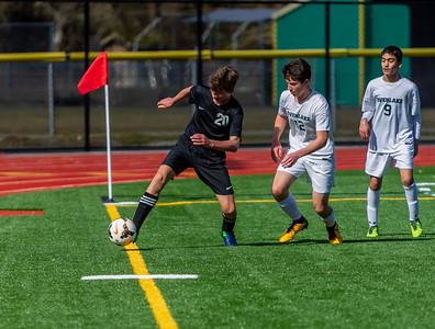 Boys JV Soccer v Overlake 03/09/2019