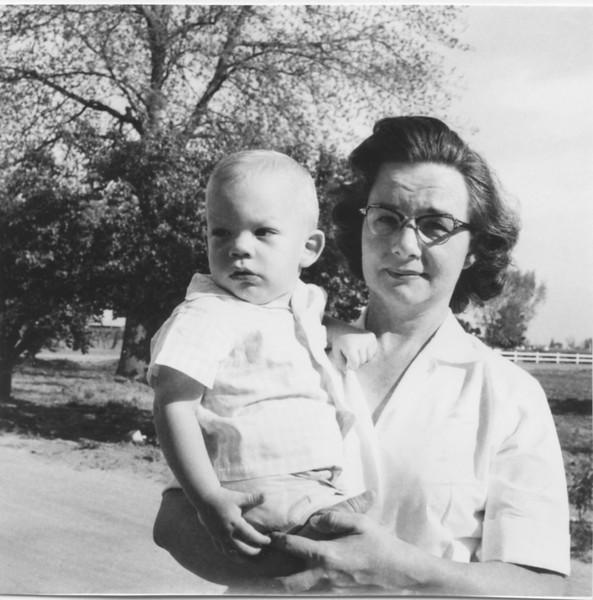 Jeff, Frankie  1960