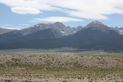 Humboldt Peak, June 19, 2011