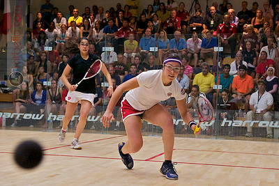 2011 Women's World Junior Squash Championship Highlights
