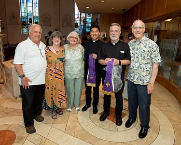 2021 Ordinations - stoles