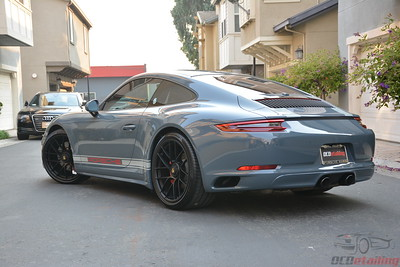 2017 Porsche 991.2 Carrera GTS - Graphite Blue Metallic