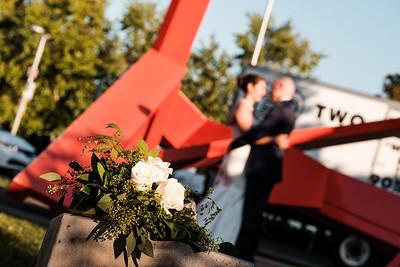 Alex and Hunter - Wedding Day