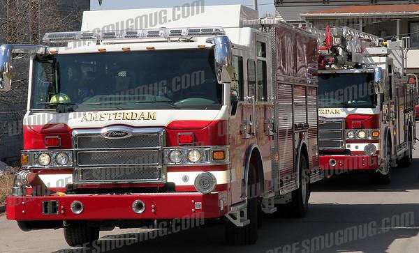 Hydrant Testing 4-7-2011