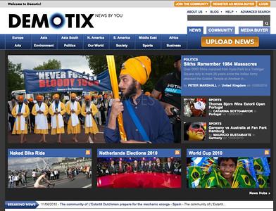 DEMOTIX (A Corbis News Agency)