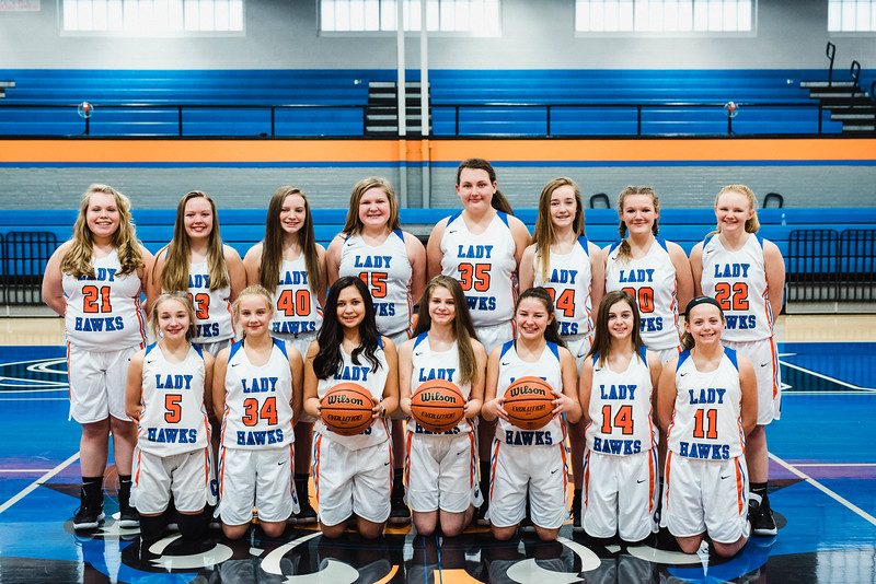CMS Girls Basketball: 2018-2019