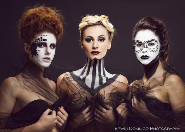 Gothic Clown Concept