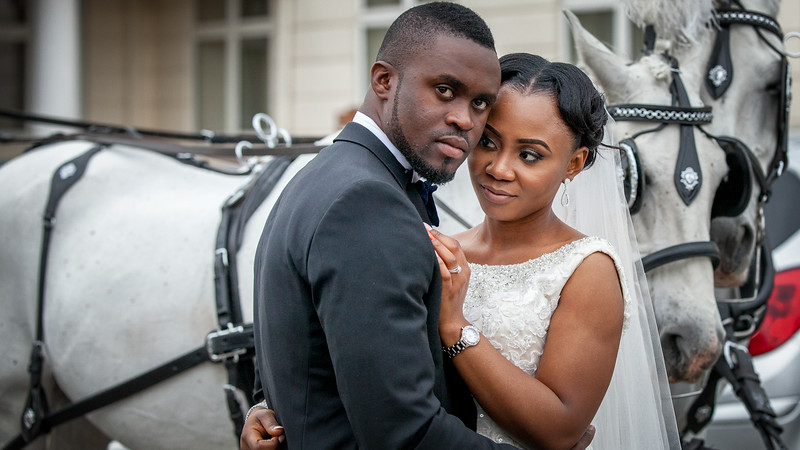 nigerian wedding photos London