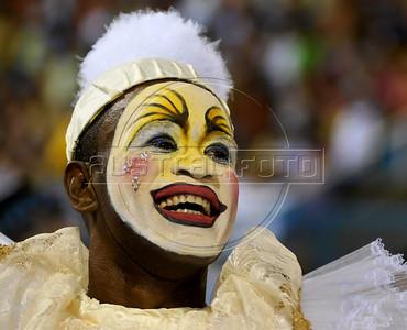 Sao Clemente Carnival parades