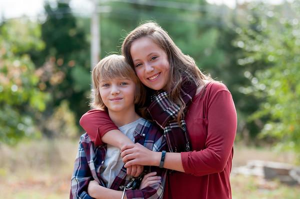 Eckerson Family 2018