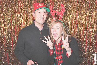 12-17-18 Atlanta Nest Building Photo Booth - Chick-fil-A Operator Selection Christmas Gathering - Robot Booth