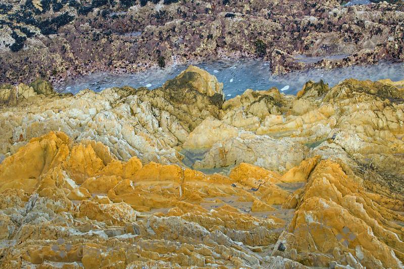 Montana de Oro Striations