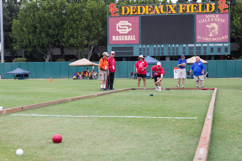 SOSC 2014 Summer Games - Bocce