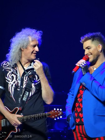 Queen & Adam Lambert NA 2017 New Jersey