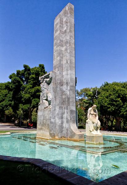 La Fecundidad, Parque García Sanabria