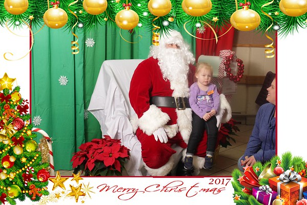 Huron Sportmans's Santa Photos 12/10/17