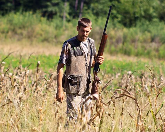 9/7/09 Travis Johnson Dove Shot