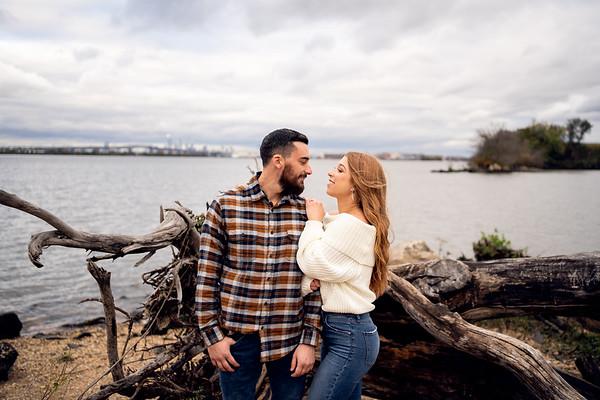 Peyton and Jason - Engagement Session