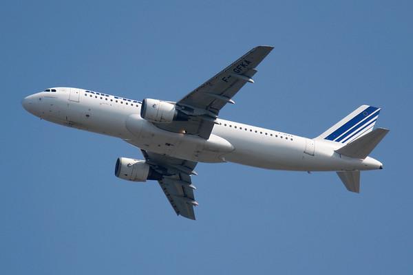 F-GFKA - Airbus A320-111