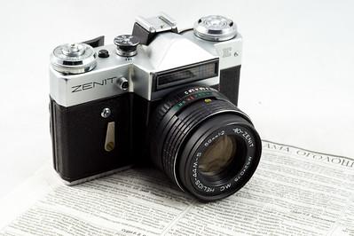 Zenit E, 1965