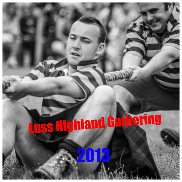 The 2013 Luss Highland Games