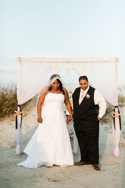 Person-Steer Wedding