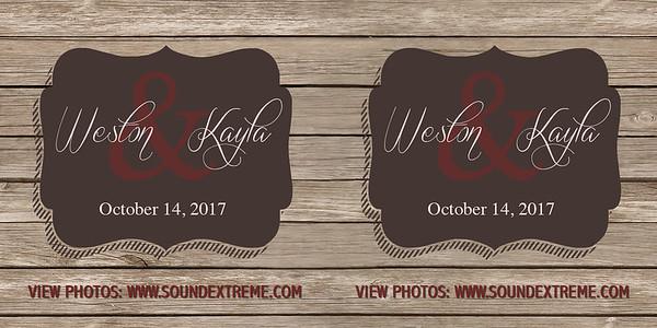 Kayla & Weston 10-14-17