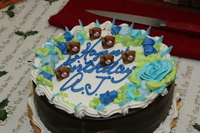 AJ Birthday 2009