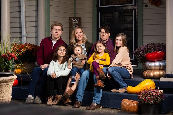 Eric & Liz Smith Family