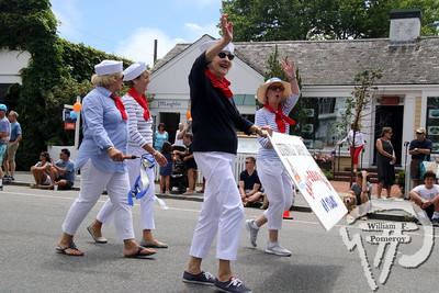 WIANNO AVE — village day parade — Osterville, MA 7 . 21 - 2018