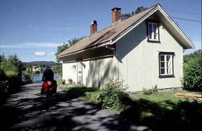 Fr. 19.6.98: Etappe 4, Kragerö-Ulefoss, 102km