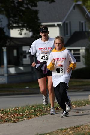 Bryon's Run for Paralysis