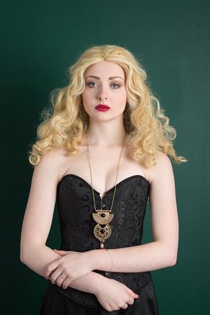 Sarah Rose (Miss Storm)