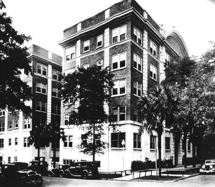 Ambassador Hotel as the 310 Hotel (1943-1947).