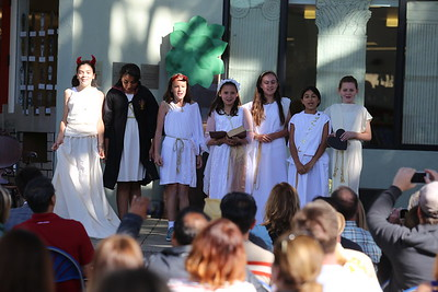 Fifth-Grade Greek Plays | May 18, 2017