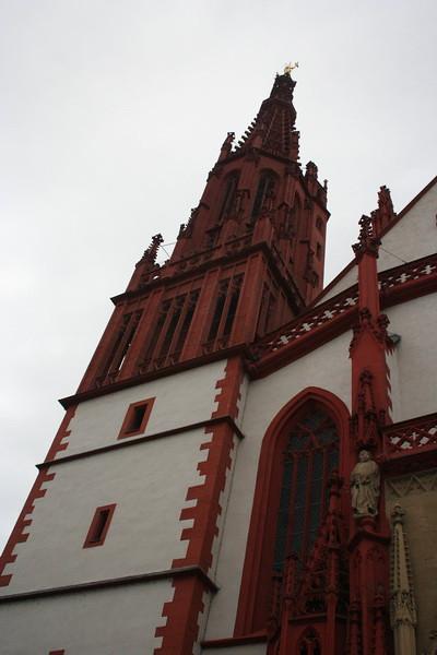 Wurzburg,Germany - Marienkapelle Church