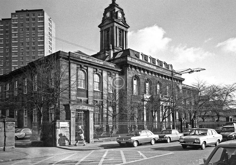New City Rd, Normal School.    February  1976