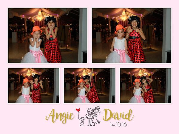 ANGIE Y DAVID