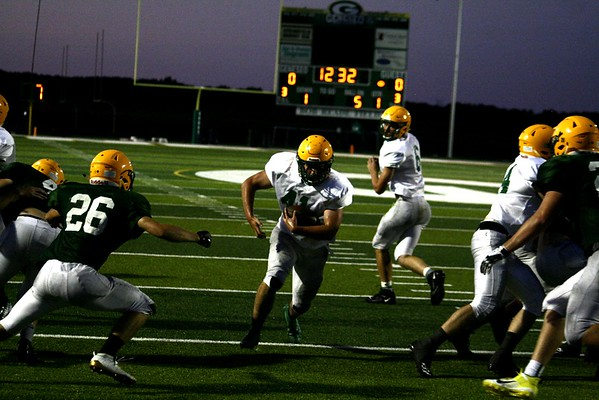 Green/White Game (Freshmen, Sophs, & Varsity)