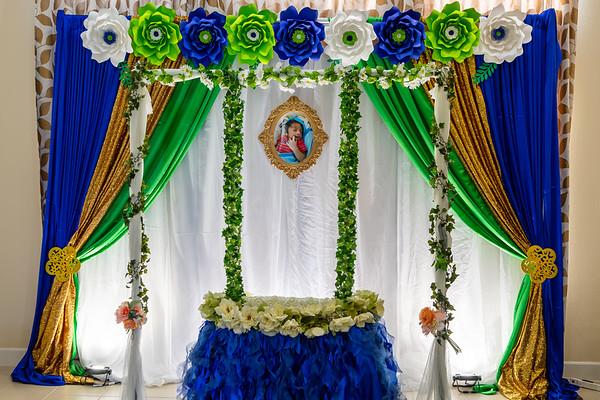 Aditya's Cradle Ceremony
