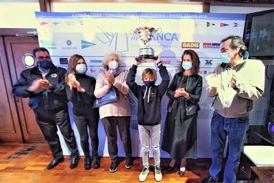 Reparto de premios · Meeting Vanguard Trofeo Aurelio