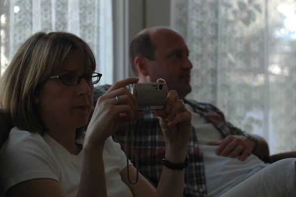 Jodi and Eric visit