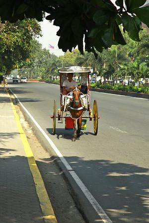 Manila, Urdaneta, Bagiuo